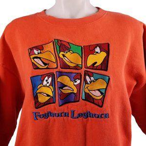 WB Vintage Loony Tunes Foghorn Leghorn Sweatshirt